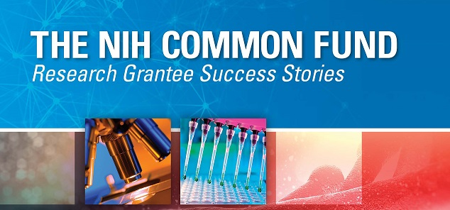 "Cover of ""The NIH Common Fund Research Grantee Success Stories"""