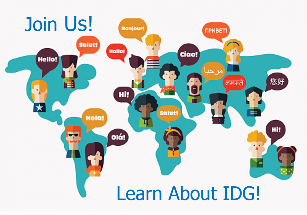 IDG Outreach