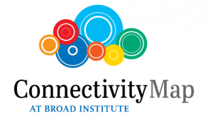Logo for the Connectivity Map at the Broad Institute