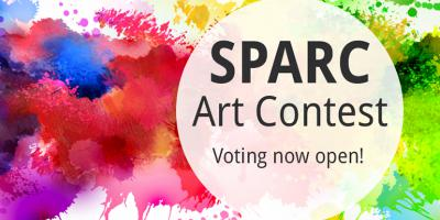 SPARC Art Contest Voting is Now Open