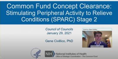 Presentation of SPARC stage 2 plans