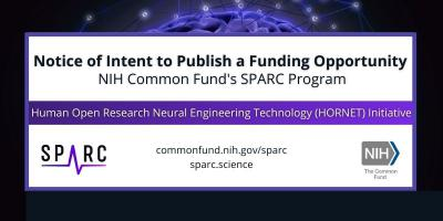 SPARC Notice of Intent to Publish a Funding Opportunity