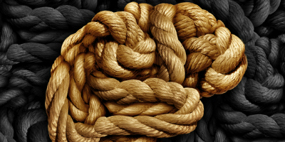 knot of rope