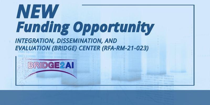 BRIDGE Center Funding Opportunity Announcement
