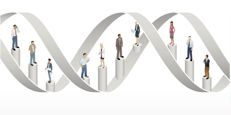 iStock photo featuring DNA