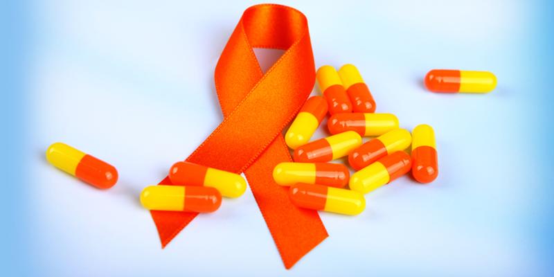 MS Awareness ribbon