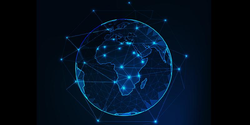 Digital Map of Africa