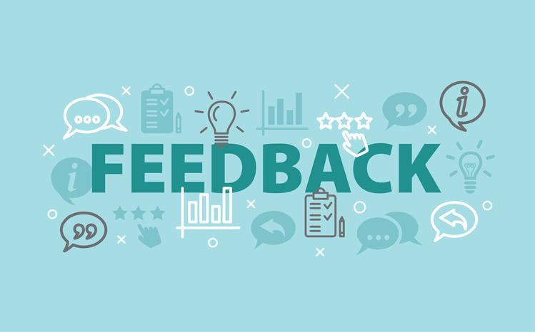 request feedback