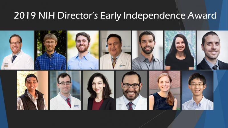 2019 Early Independence awardees