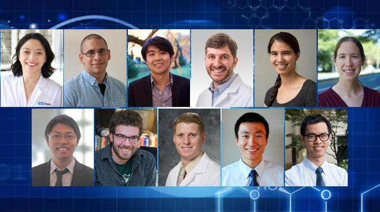 2017 NIH Director's Early Independence awardees