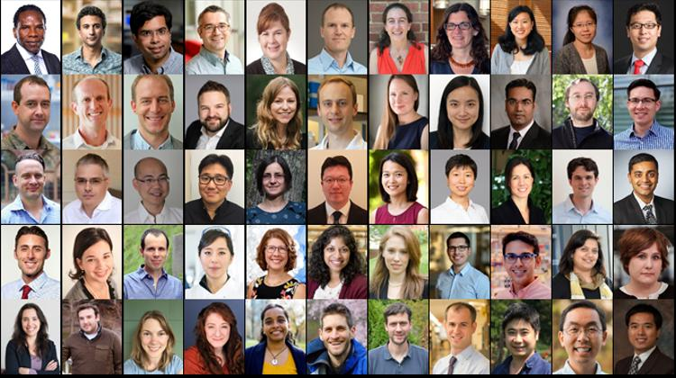 2017 NIH Director's New Innovator awardees
