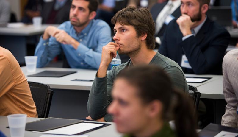 HRHR Symposium candid