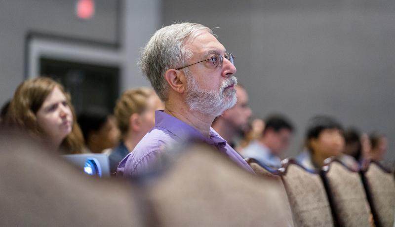HRHR Symposium audience