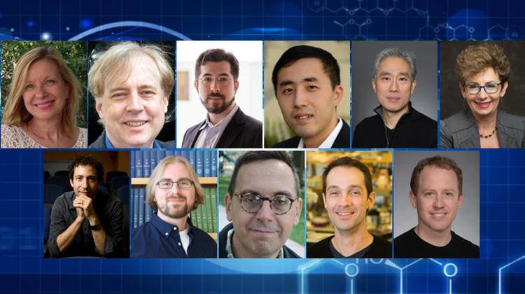 2017 NIH Director's Transformative Research awardees