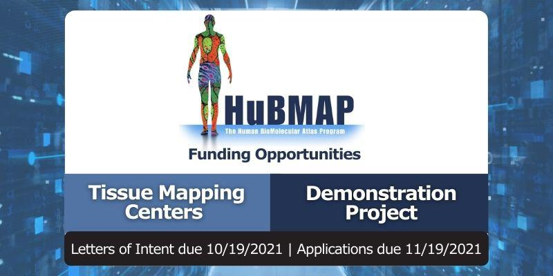 HuBMAP Funding Opportunity Announcements