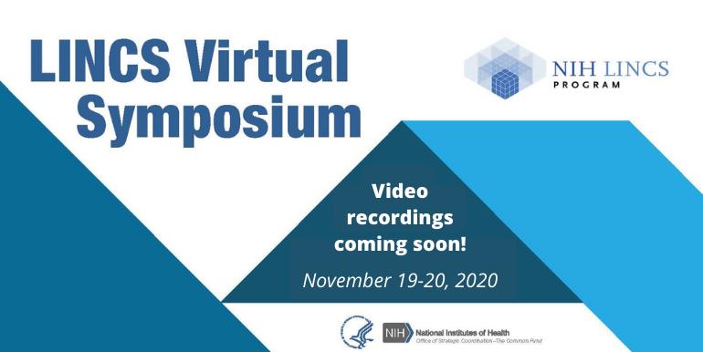 LINCS Virtual Symposium