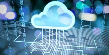 Data cloud image