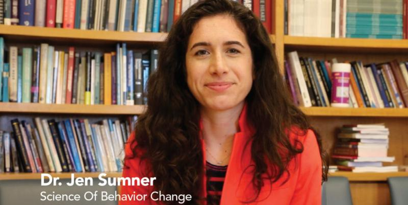 SOBC's Dr. Jen Sumner