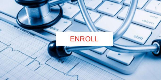 data course enroll graphic