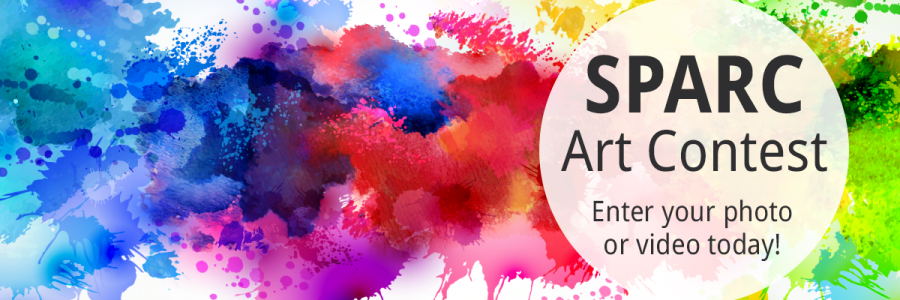 SPARC Art Contest - Enter your photo or video today