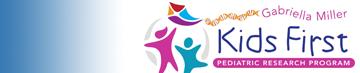 Gabriella Miller Kids First Research Program